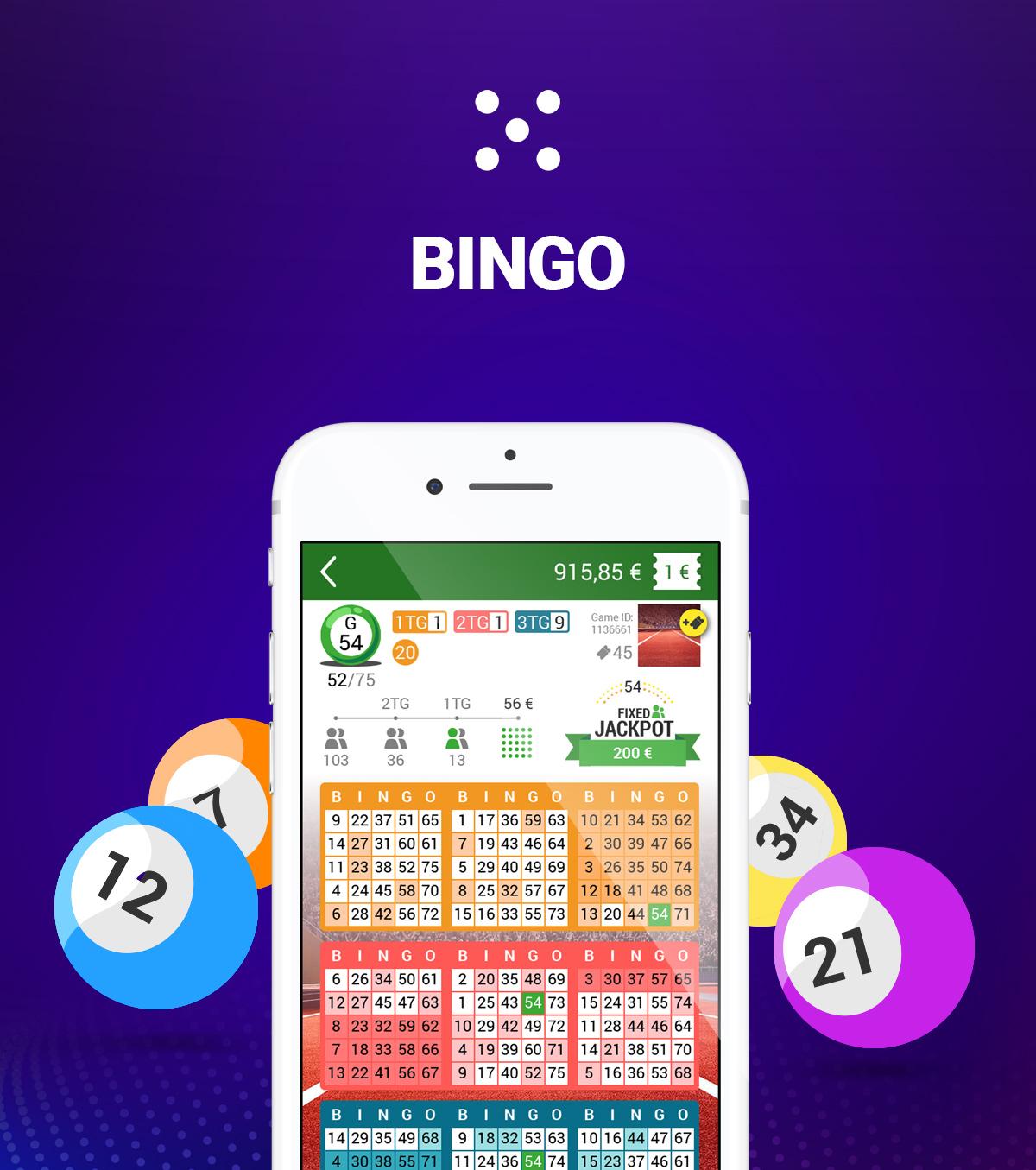 Relax Gaming Bingo