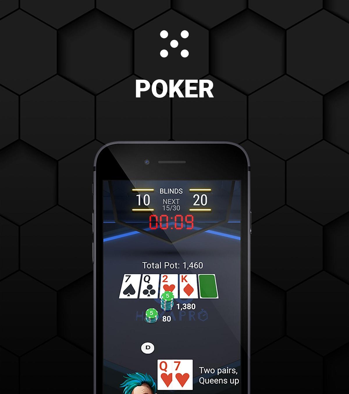 Relax Gaming Poker