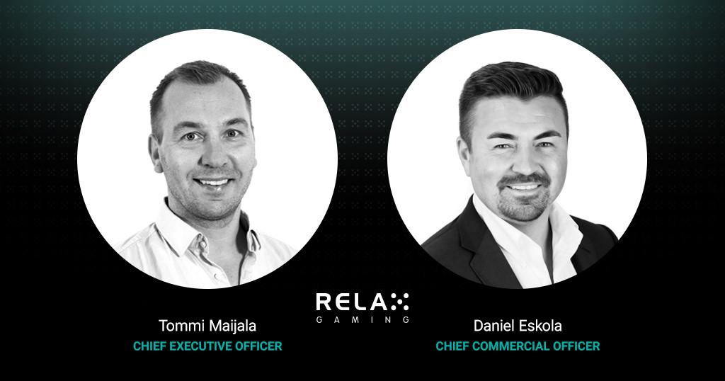 Tommi Maijala named as Relax Gaming Chief Executive