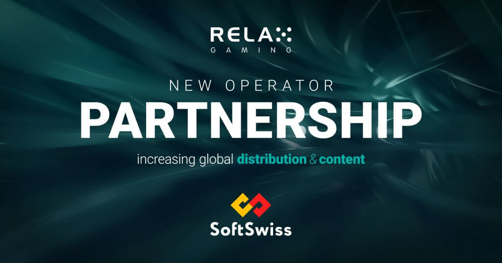Relax Gaming goes live with SoftSwiss