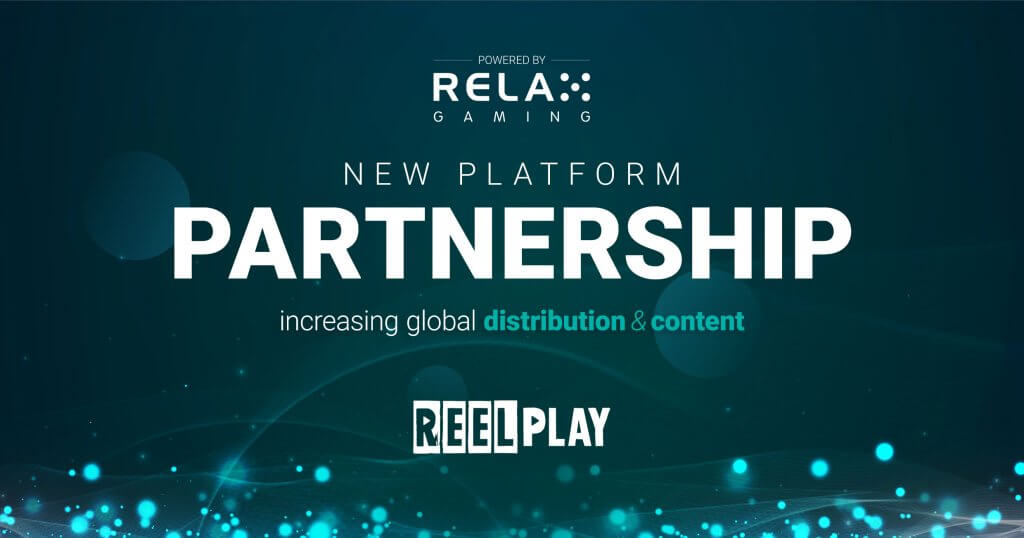 Relax Gaming partners with ReelPlay