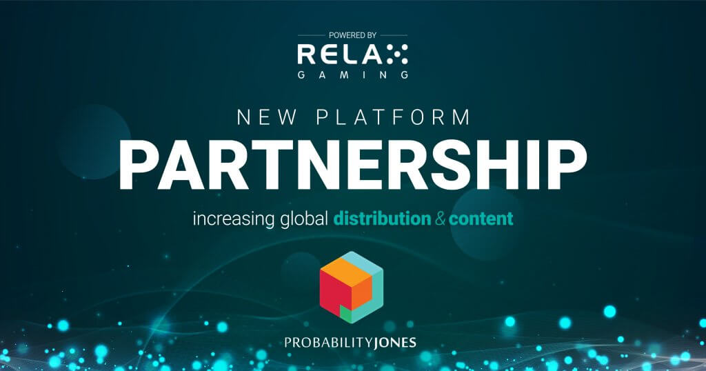 Relax Gaming extends PoweredBy reach with Probability Jones