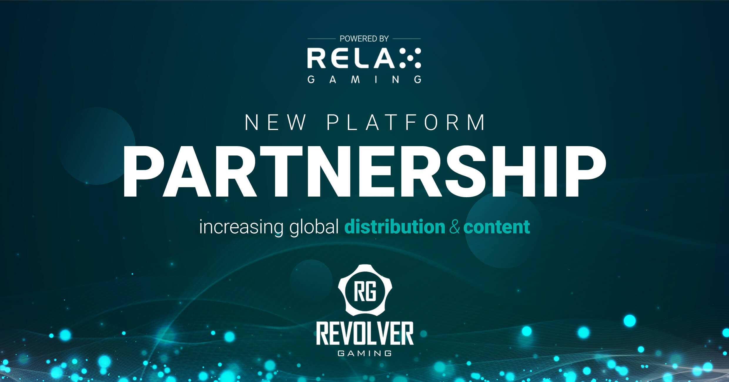Relax Gaming signs Powered By partnership with Revolver Gaming
