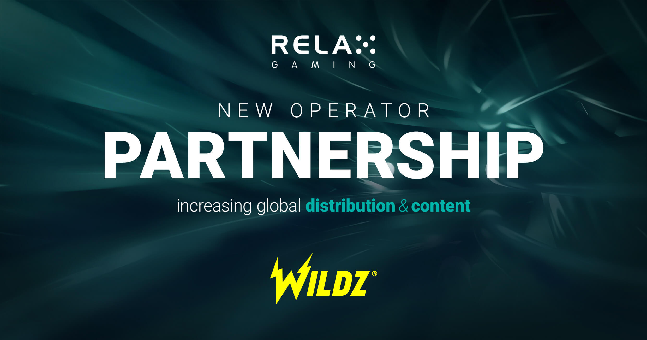 Relax Gaming expands operator network with Rootz