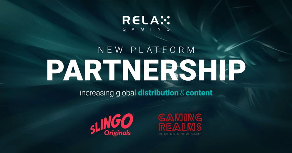 Relax Gaming extends platform-to-platform portfolio with Gaming Realms