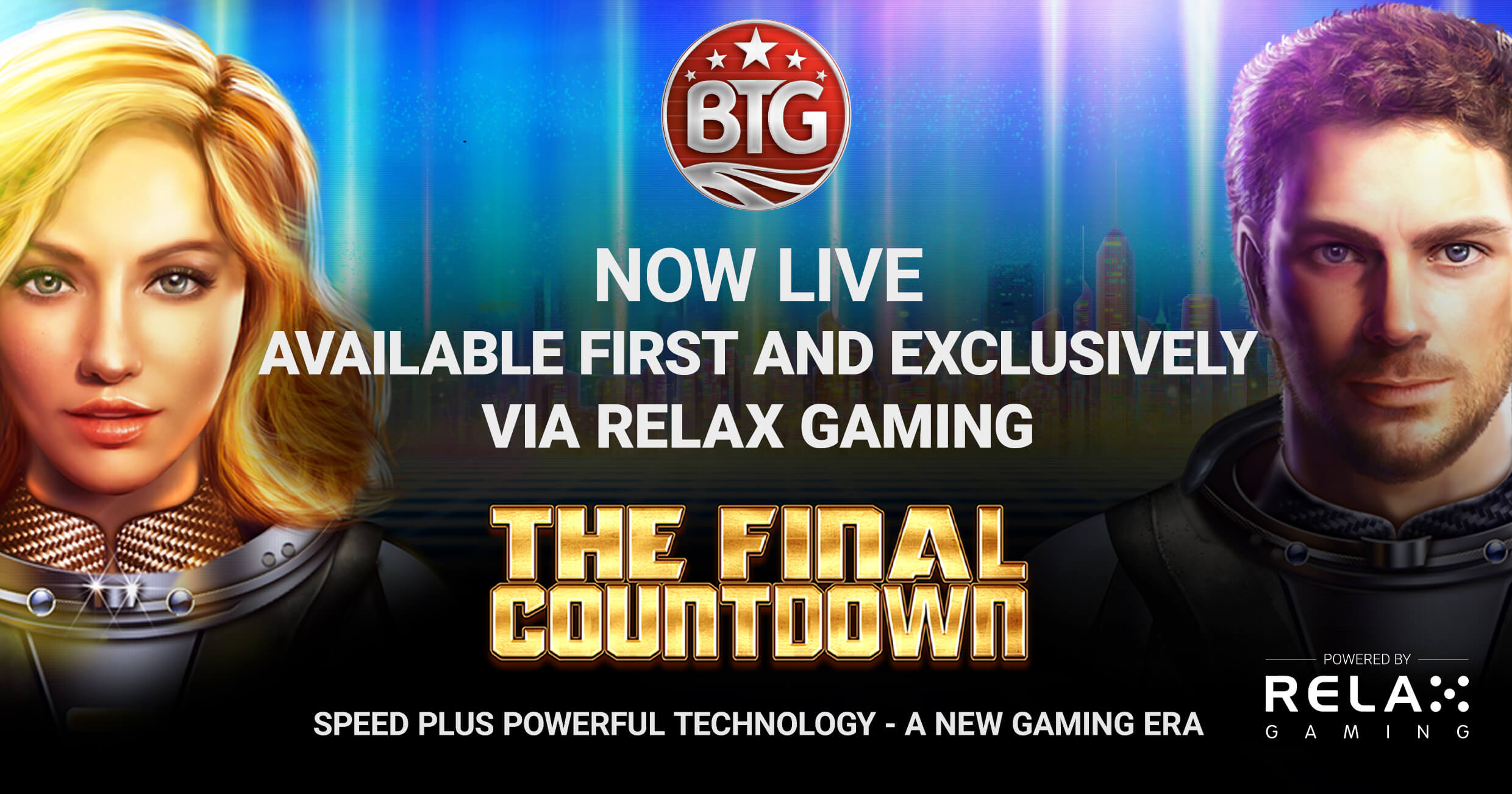 Relax Gaming first to launch Big Time Gaming's The Final Countdown