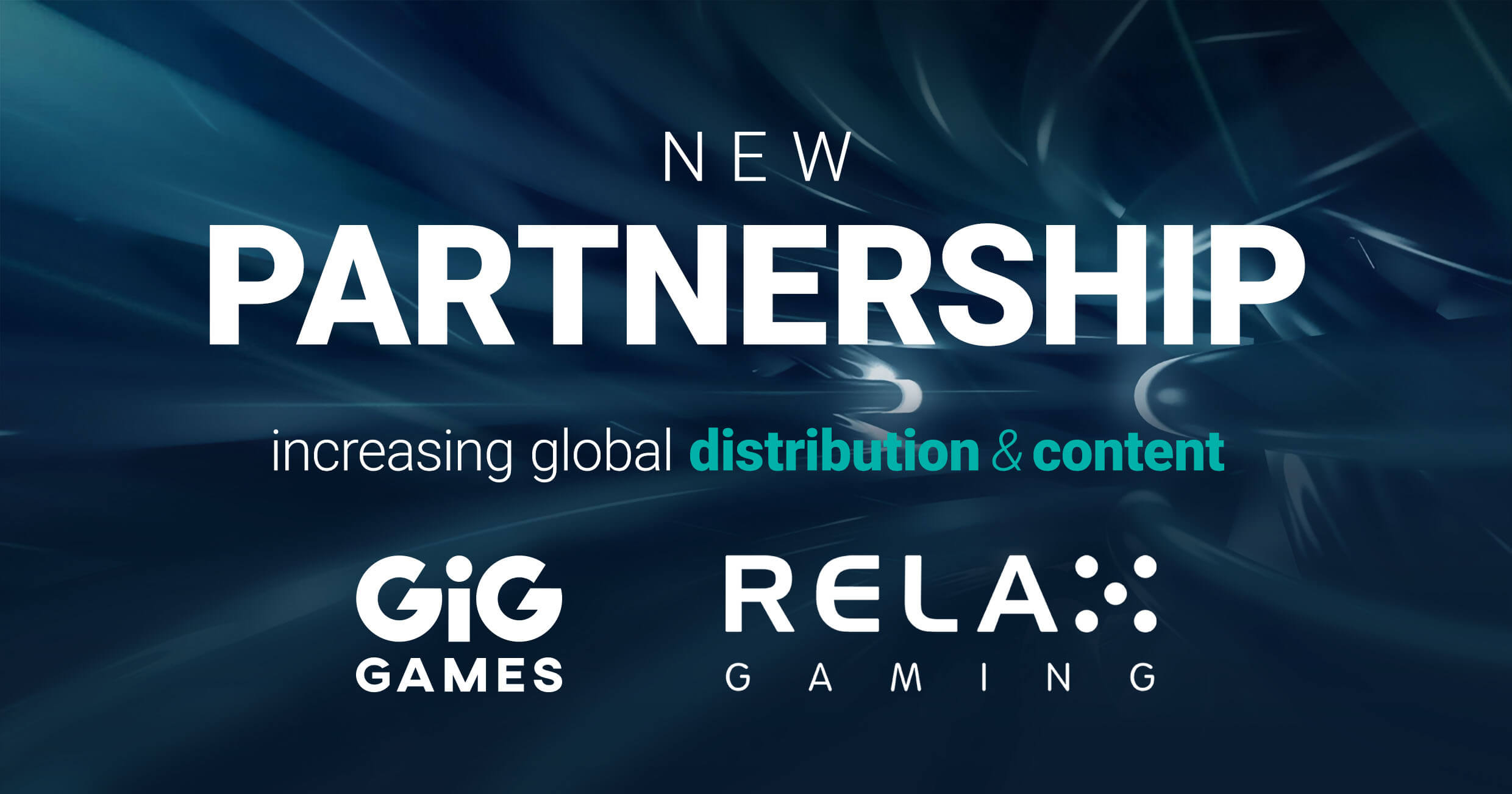 Gaming Innovation Group Signs Distribution Agreement with Relax Gaming
