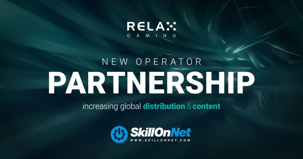 Relax Gaming drops into the SkillOnNet game portfolio