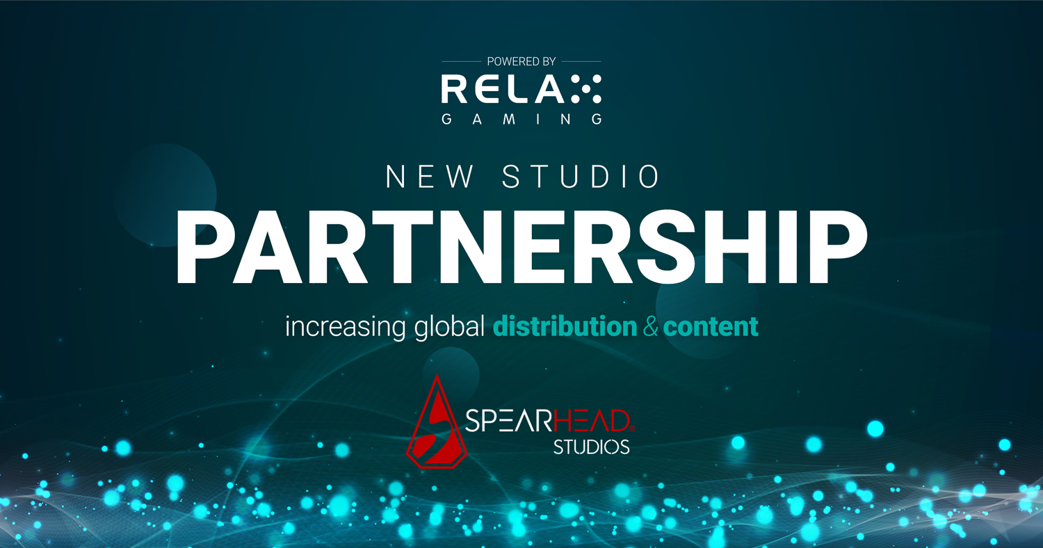 Spearhead Studios inks content distribution deal with Relax Gaming
