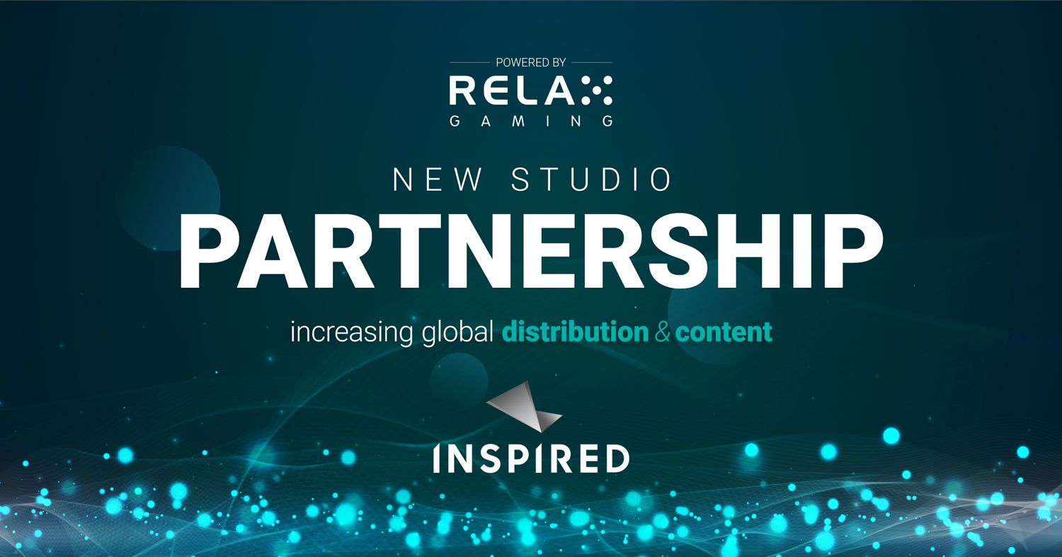 Relax Gaming inks deal with Inspired