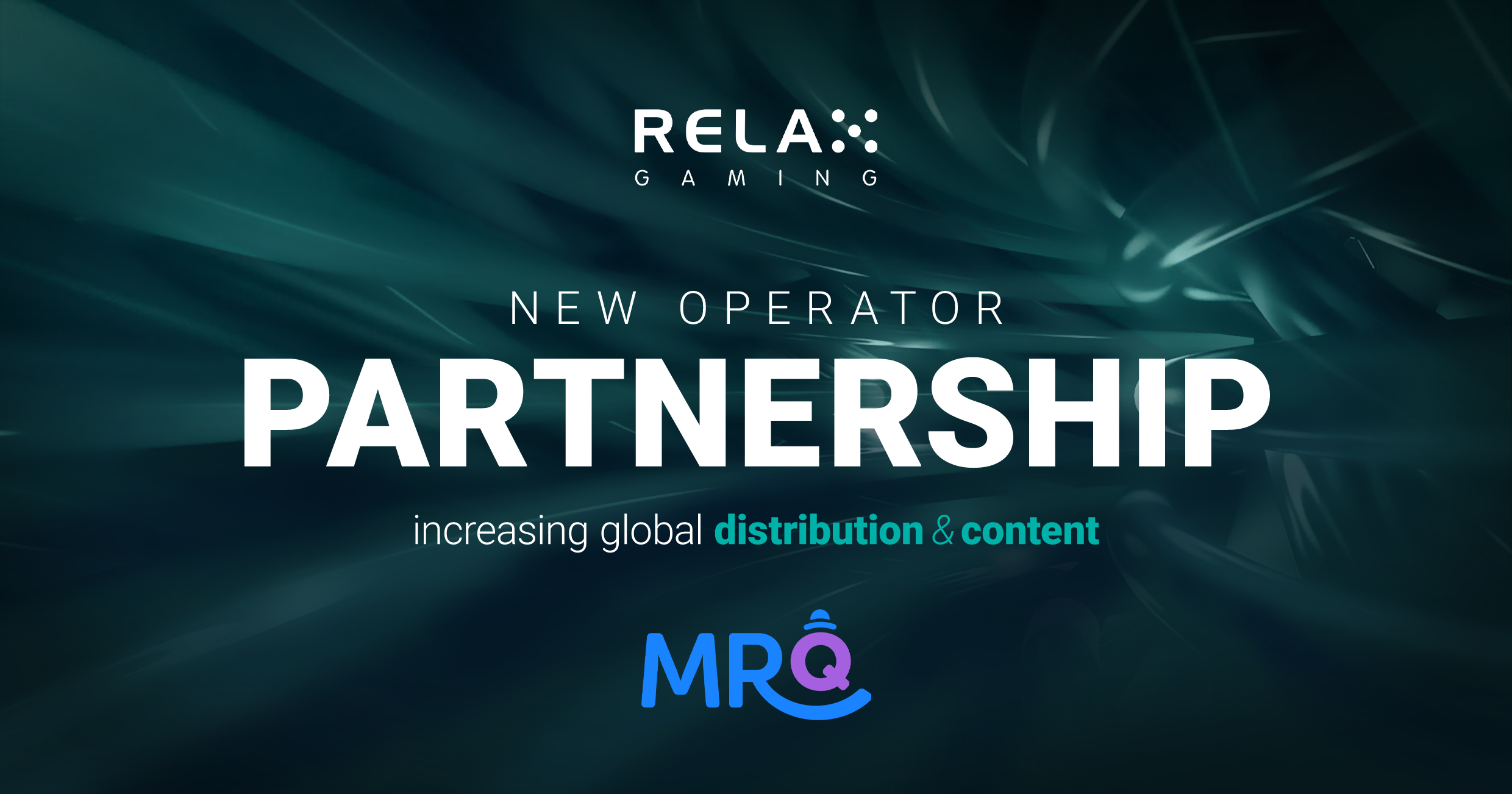 Relax Gaming expands in UK with Lindar Media's MrQ.com