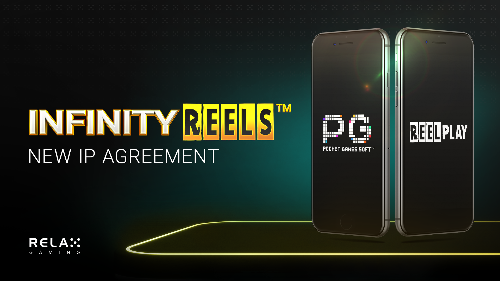 PG Soft acquires IP rights to Infinity Reels™