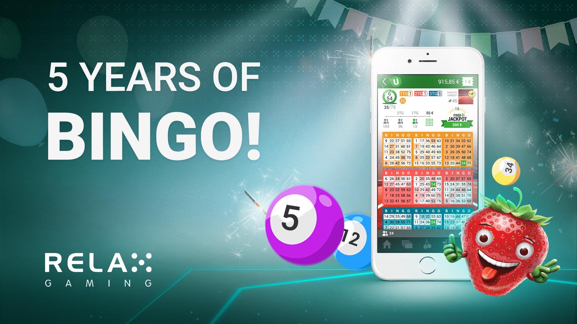 Bingo's 5th birthday