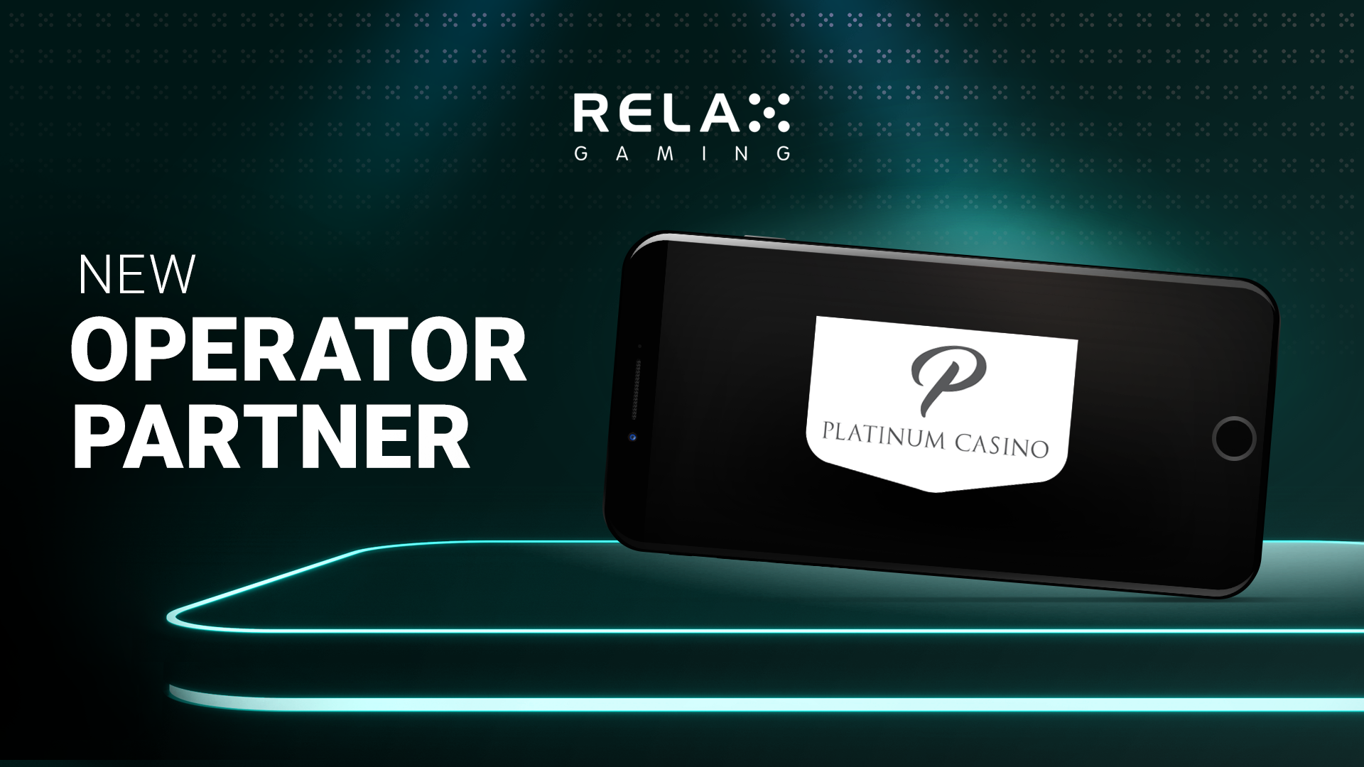 Relax Gaming grows in Romania with Platinum Casino partnership