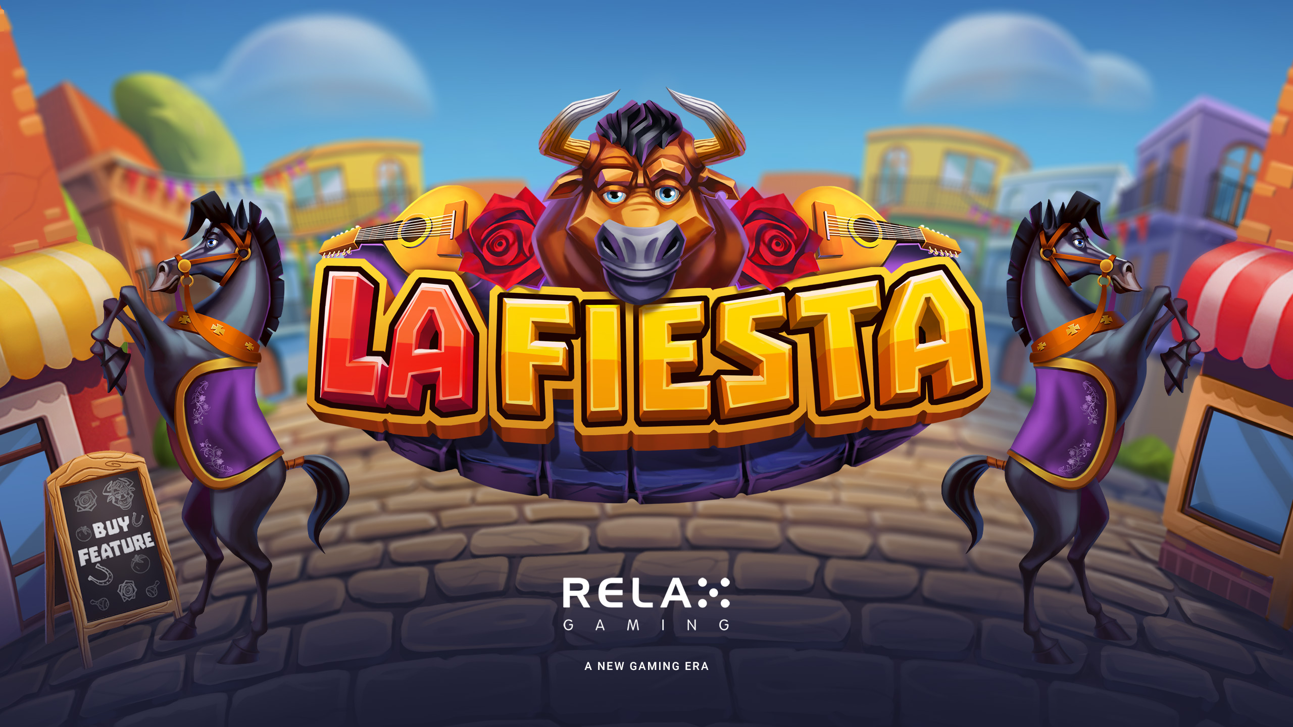 Relax Gaming hosts a festival of Free Spins in La Fiesta