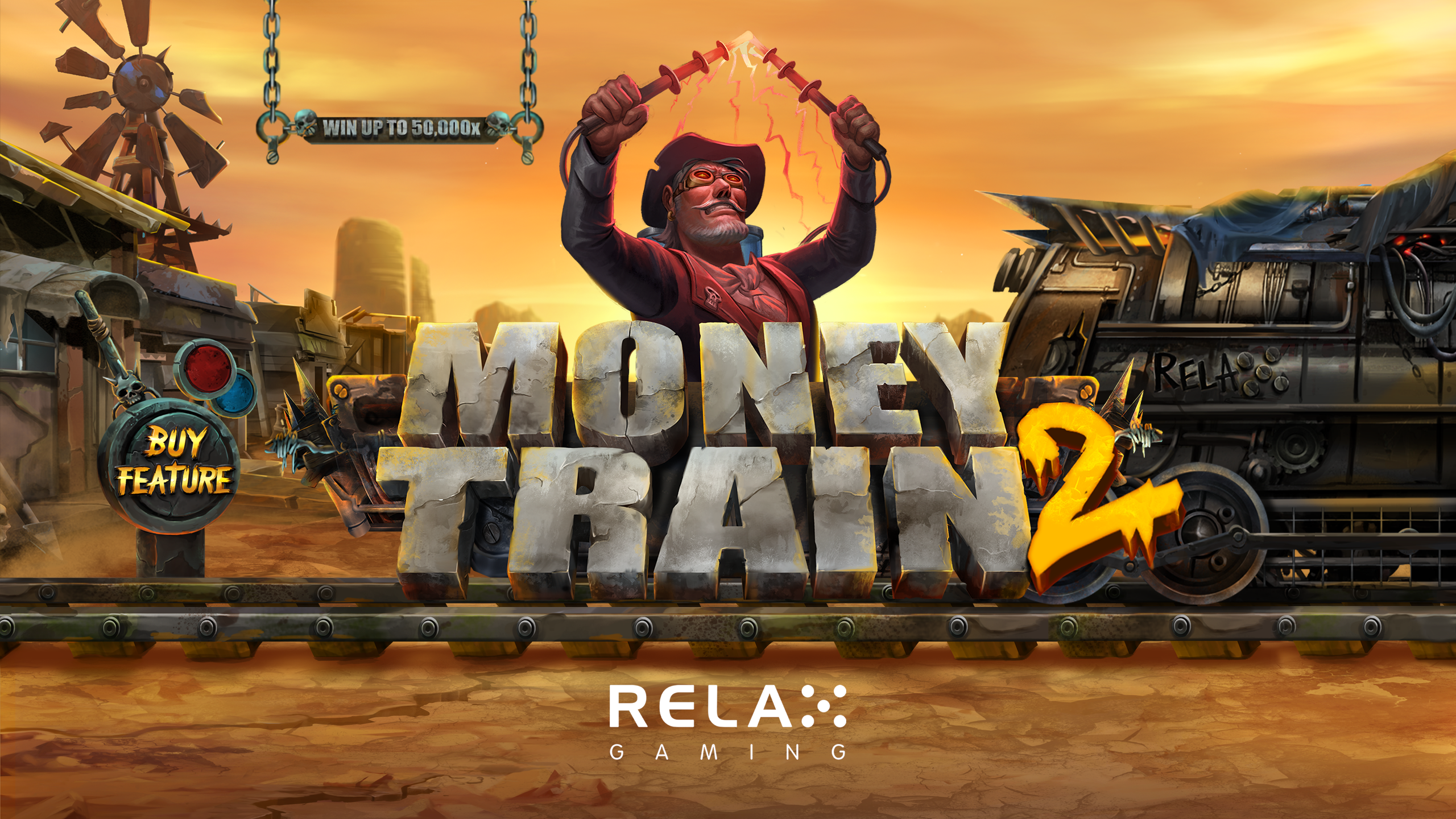 Relax Gaming to roll out biggest release of the year with Money Train 2