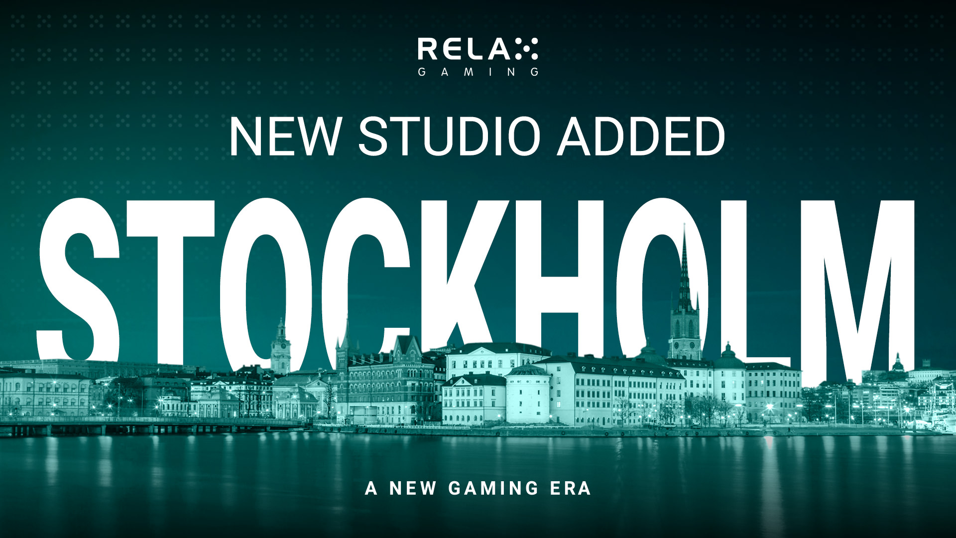 Relax hires new in-house Stockholm studio