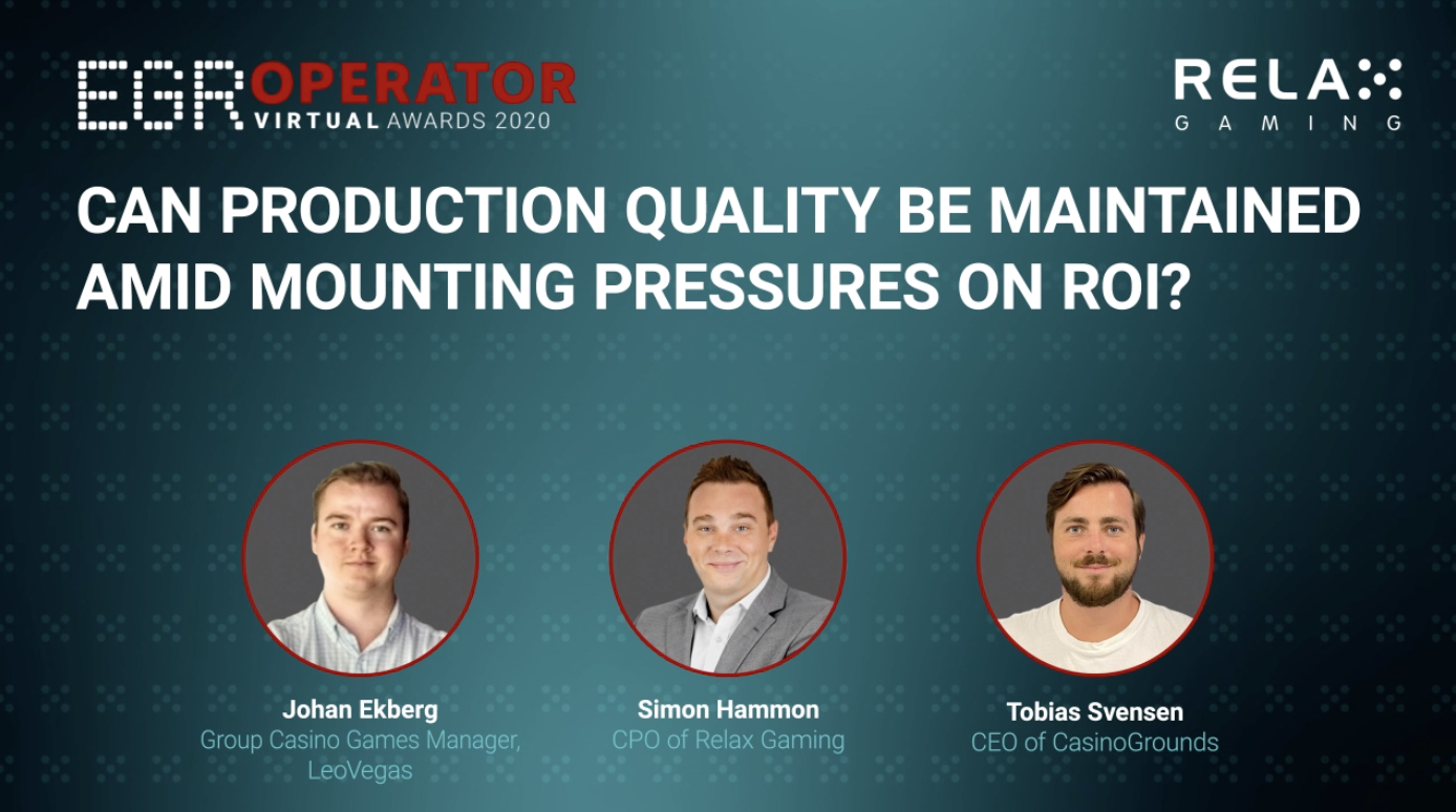 Can production quality be maintained amid mounting pressures on ROI?