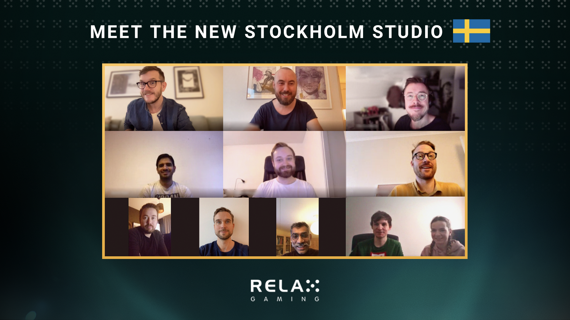 Say hallå to the new Stockholm team