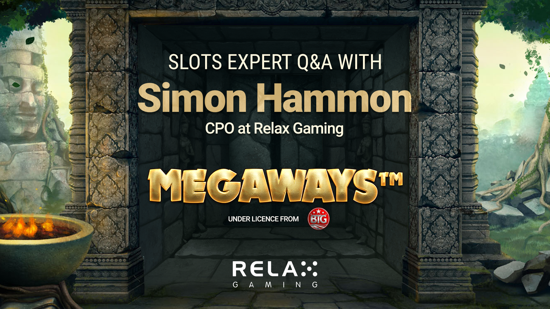 Megaways Slots Expert discusses mechanics with Relax Gaming