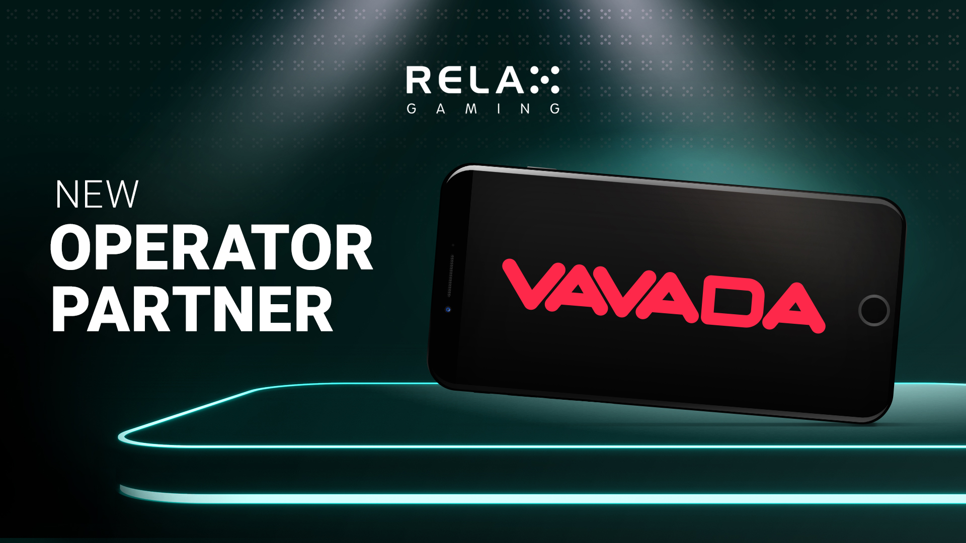 Relax Gaming partners with Vavada in distribution deal