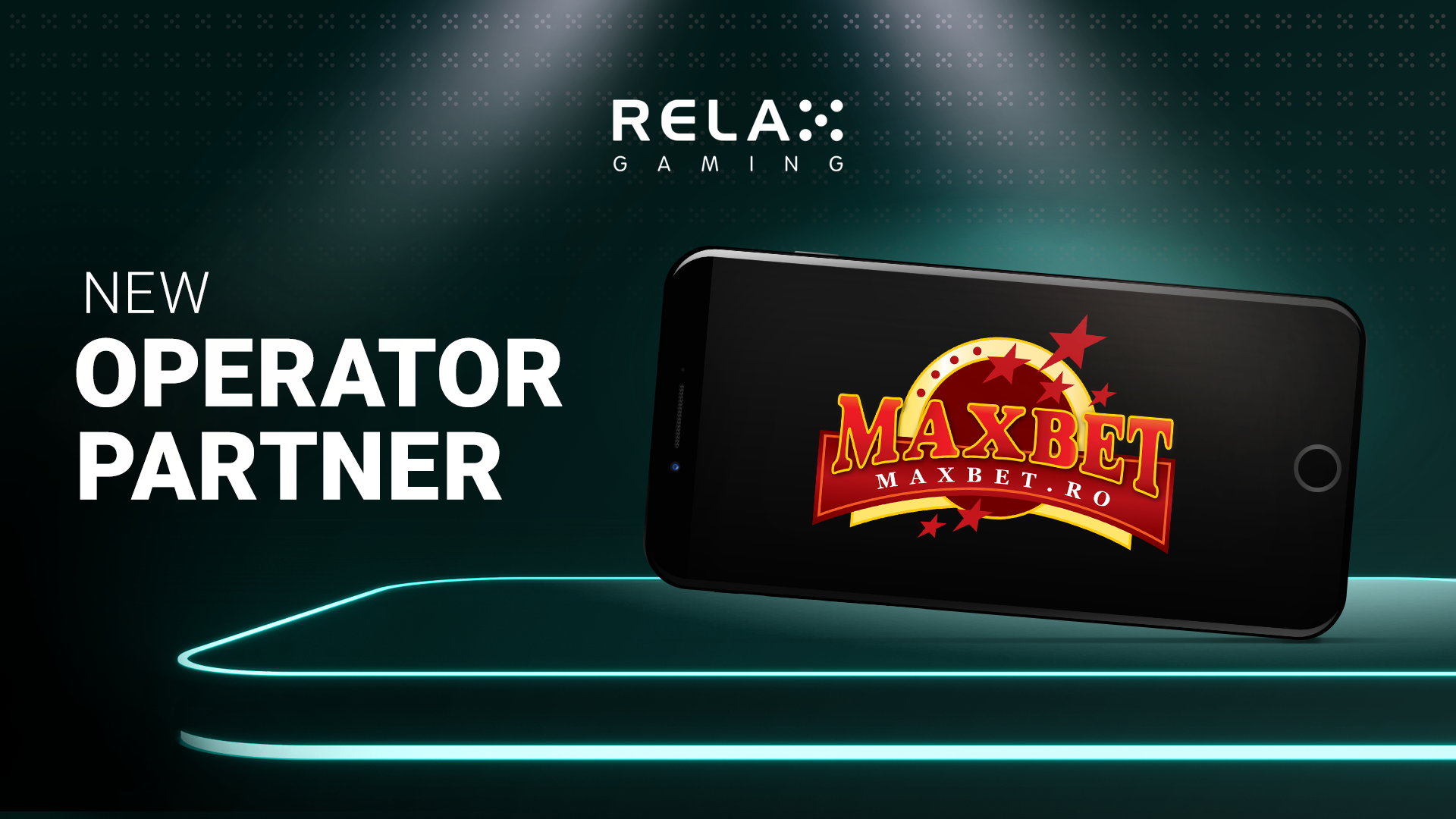 Relax Gaming boosts Romania reach with MaxBet.ro deal