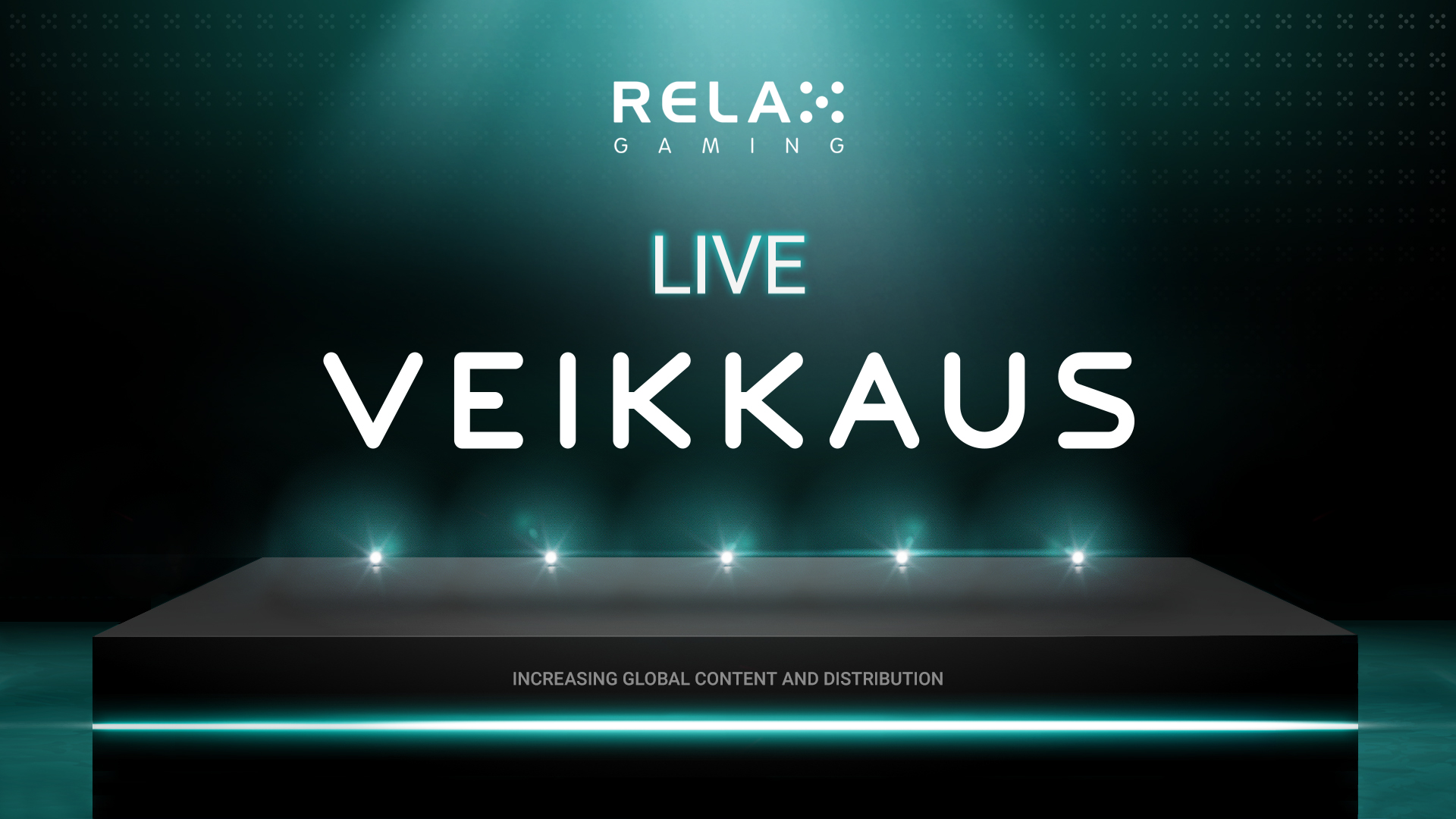 Relax Gaming goes live with Veikkaus in continued Nordic expansion
