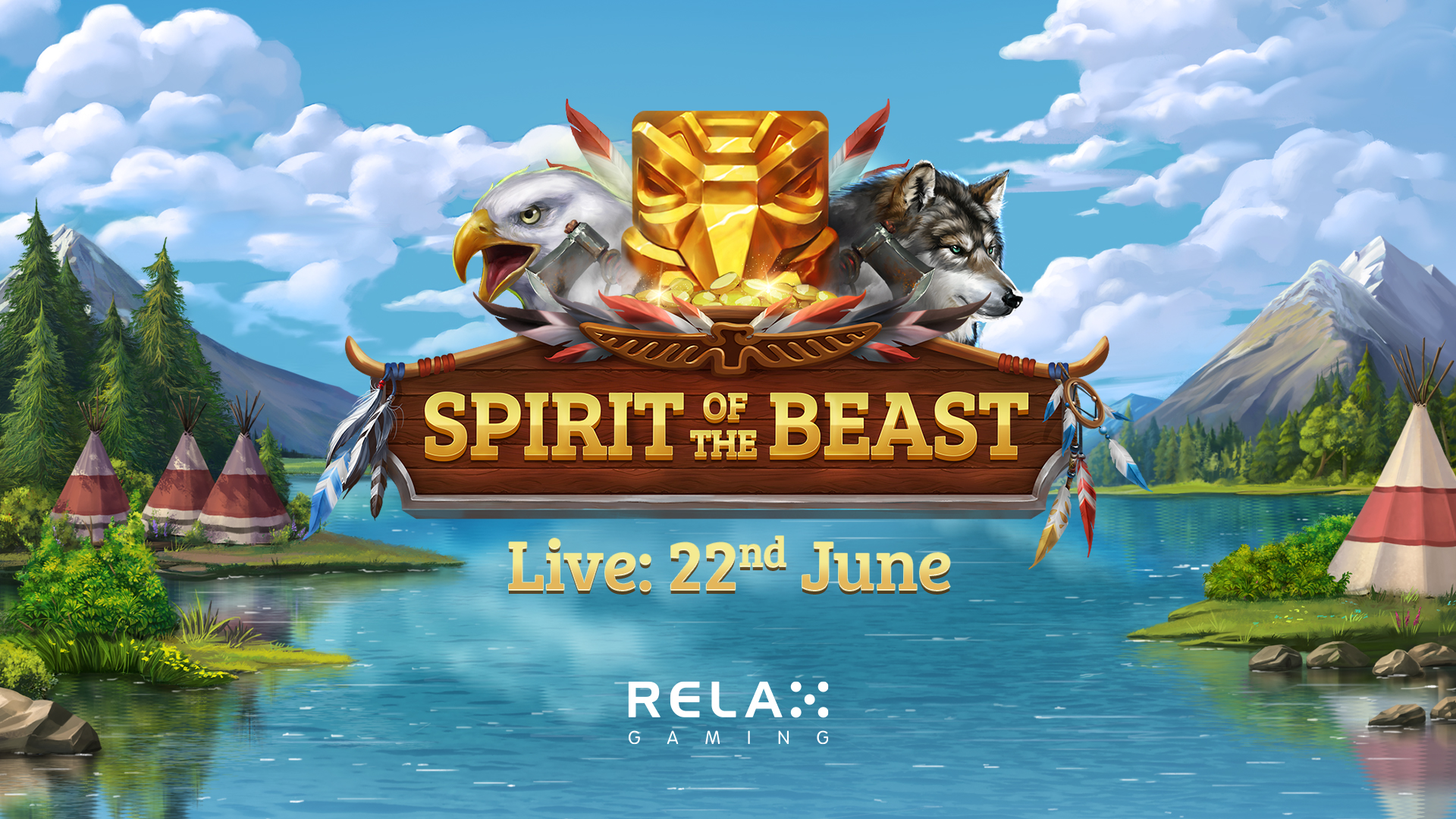 Relax channels Native America in Spirit of the Beast