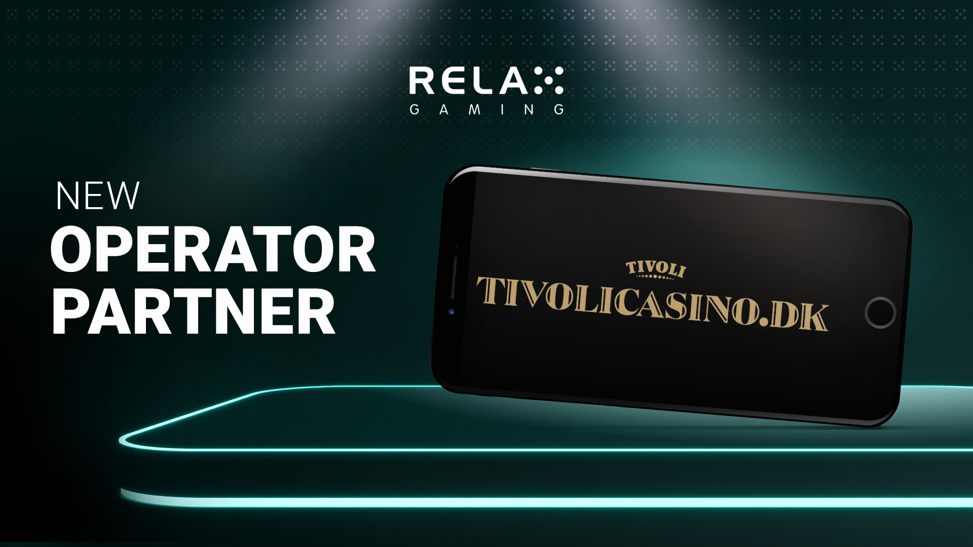 Relax Gaming expands in Denmark with Tivoli