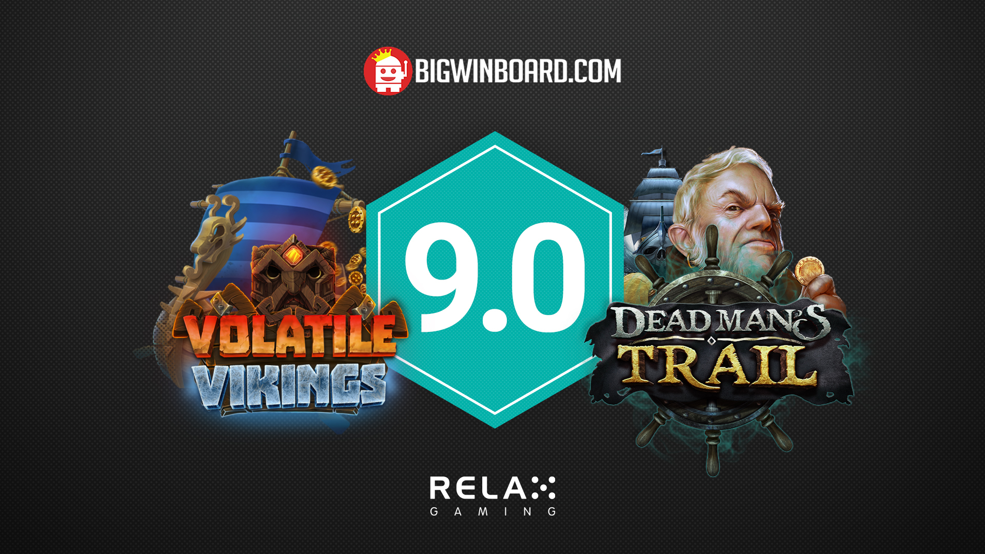 Relax Gaming grabs the headlines with stunning new slots