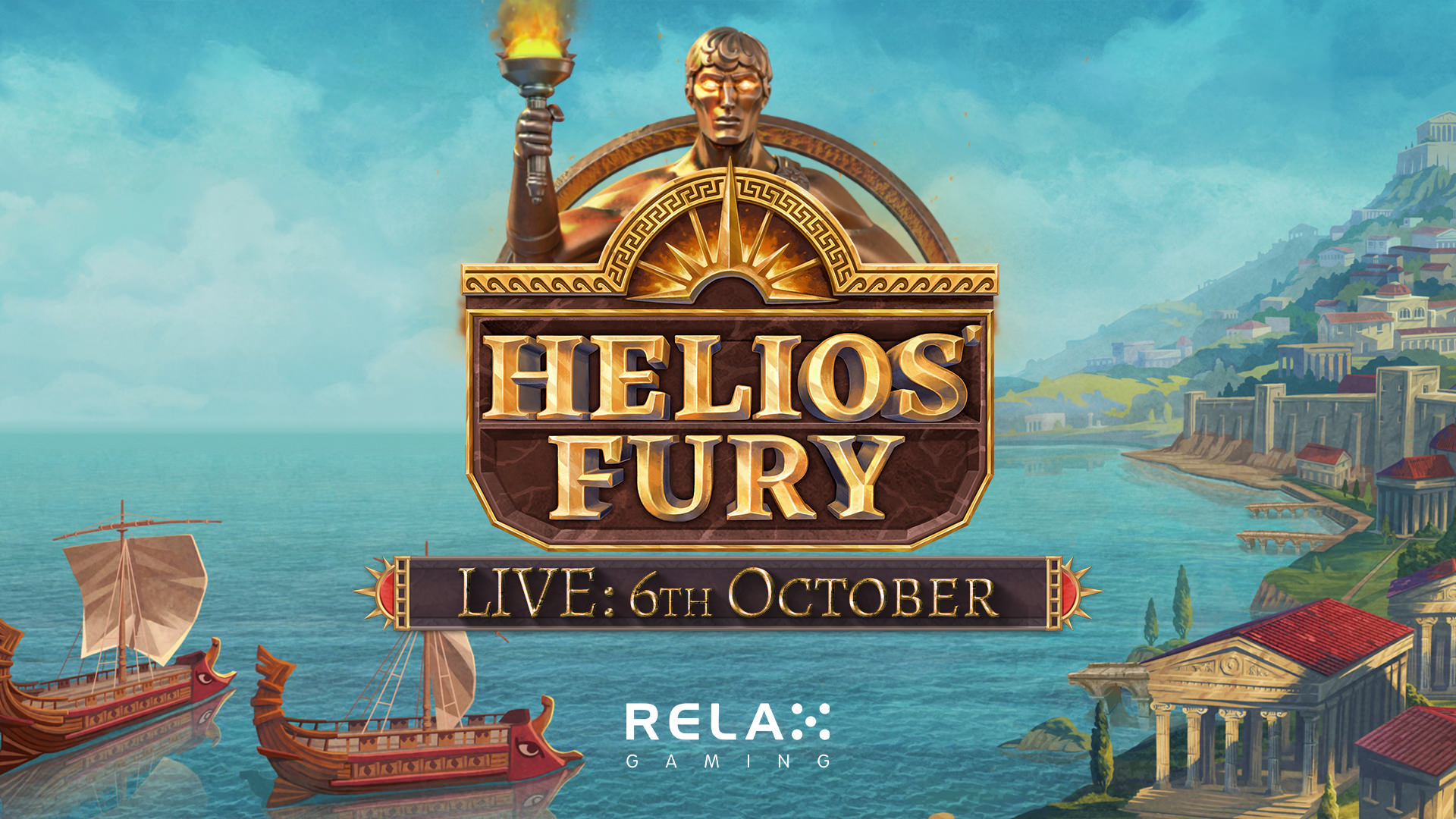 Sail into battle with Helios' Fury